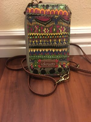 Sak roots wristlet organizer. for Sale in Colorado Springs, CO