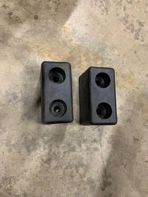 Semi trailer parts , bumper bushings. Brand new! for Sale in Kent, WA