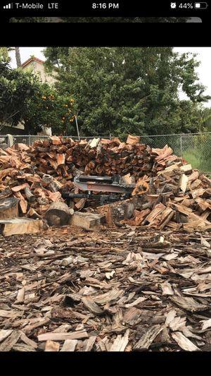 Avocado split and seasoned firewood for Sale in Vista, CA