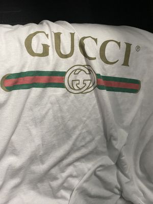 Gucci Oversized style shirt Large for Sale in South Gate, CA