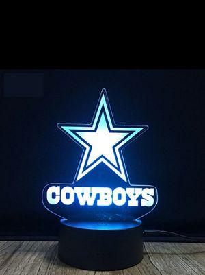 Dallas Cowboys NFL Logo Light for Sale in West Berlin, NJ
