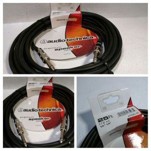 """Audio-Technica Premium 25' 1/4""""-1/4"""" Cable for Sale in Englewood, CO"""