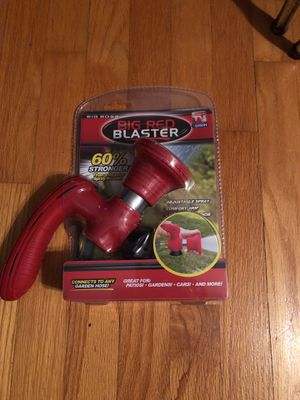 Big Red Blaster for Sale in Saint Joseph, MO