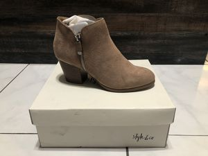 STYLE & CO BOOTIES for Sale in Norwalk, CA