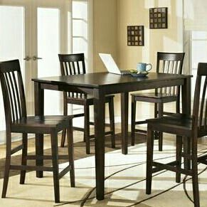 SAME-DAY DELİVERY 🎁Hyland Reddish Brown 5-Piece Dining Set for Sale in Houston, TX