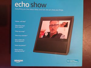 Amazon Echo Show (1st gen) BRAND NEW for Sale in Los Angeles, CA