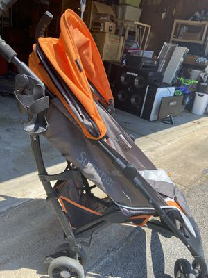 Summer infant 3D stroller for Sale in Bedford, TX