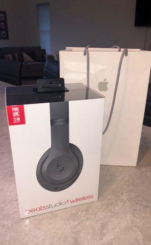 Beats Studio 3 Wireless for Sale in Boca Raton, FL