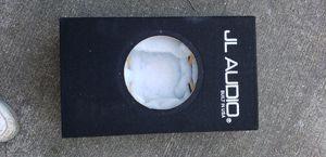 "JL Audio 8"" ported low-pro sub enclosure for Sale in Tacoma, WA"