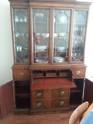 Antique China Cabinet for Sale in Henderson, NV