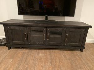 Living Spaces TV console for Sale in Phoenix, AZ
