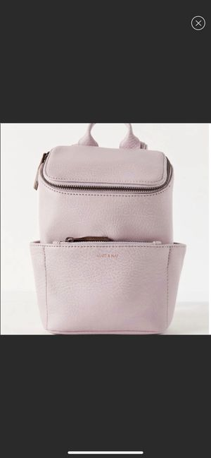 Matt & Nat mini backpack in light pink for Sale in Chicago, IL