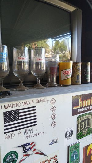Beer,ale collection,vintage,glass,Miller, stone, Hamm's, Olympia, Falstaff, for Sale in Rancho Cucamonga, CA