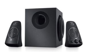 Logitech z623 THX speakers and Subwoofer 400 watts for Sale in Lombard, IL