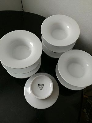 IKEA #10 ceramic candle holders for Sale in Haines City, FL