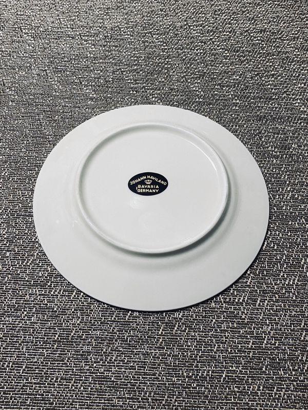Original porcelana plates BAVARIA GERMANY