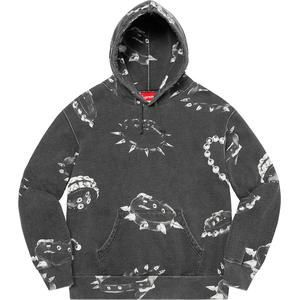 Supreme Studded Collar Hoodie for Sale in Normal, IL