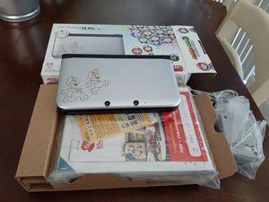 Nintendo 3DS XL Mario & Luigi Dream Team Limited Edition CIB w/ 4GB card of Mario 3DS games - CFW. for Sale in Lake Worth, FL