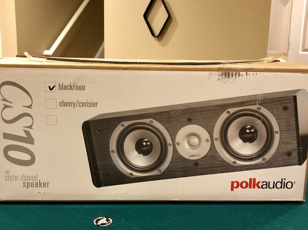 Polk audio CS10 Center channel