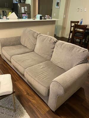 Greenish/grey couch for Sale in Seattle, WA