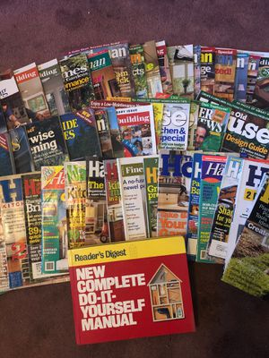FREE magazines and book for Sale in San Francisco, CA