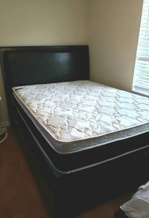 NEW Pillowtop QUEEN mattress & BOX spring. Bed frame not included on offer for Sale in West Palm Beach, FL