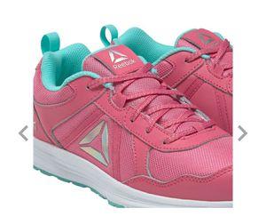 Reebok Kids Almotio 4.0 Running Sneaker - Girl's Big Kid Size 5.5- Pink for Sale in Altamonte Springs, FL