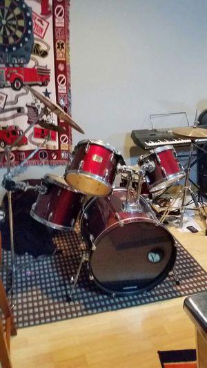 Pearl drum set for Sale in Wenatchee, WA