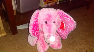 Elephant plushie for Sale in Canal Winchester, OH