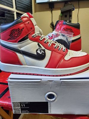 F*ck off Jordan 1 sz11 for Sale in Escondido, CA