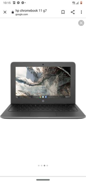 HP Chromebook 11 G7 ee for Sale in Layton, UT