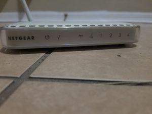 Netgear router for Sale in Riverview, FL