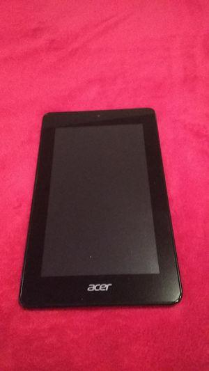 Acer Tablet for Sale in Chandler, AZ