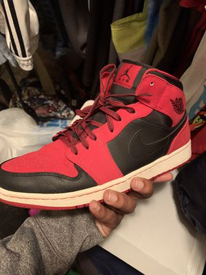 Air Jordan 1's Red and Black for Sale in Fairburn, GA