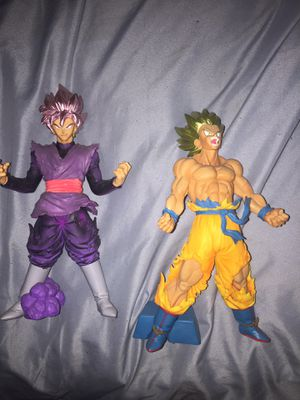 Dragon Ball Super figures for Sale in Sanger, CA