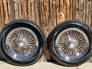 Harley davidson motorcycle tires and rims for Sale in Salt Lake City, UT