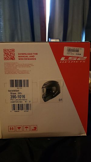 Motorcycle full faced helmet for Sale in Home, WA