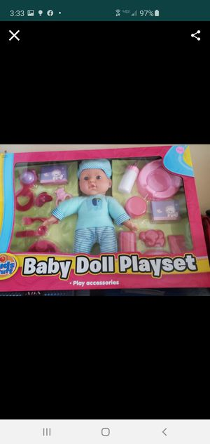New doll playset for Sale in Riverside, CA