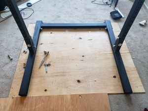 Rogue S-1 squat rack with safety bars for Sale in Seattle, WA