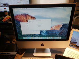 Imac desktop for Sale in Midlothian, VA