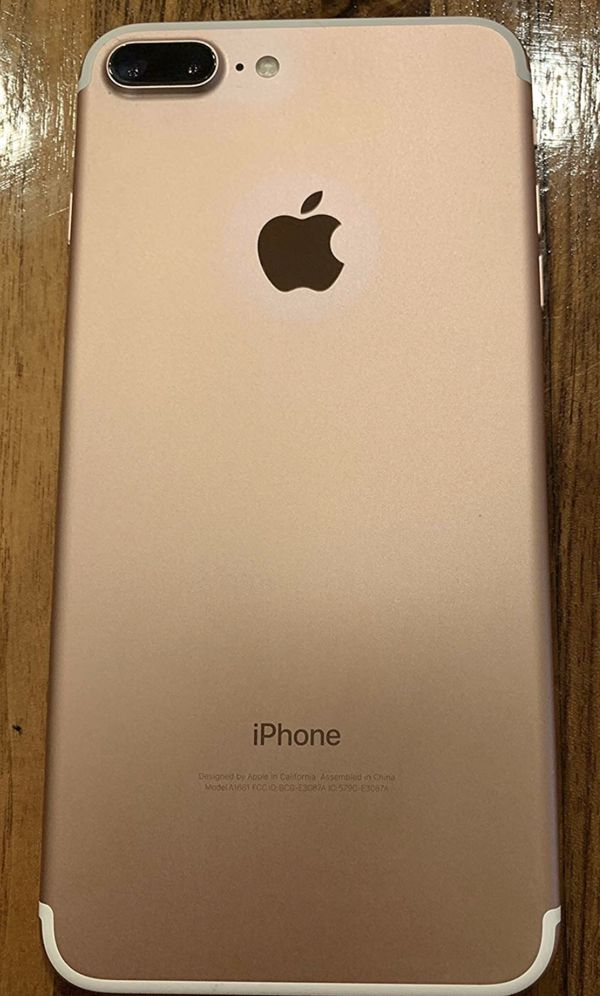 iPhone 7+ (Gold)