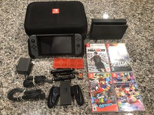 Nintendo switch bundle for Sale in South El Monte, CA