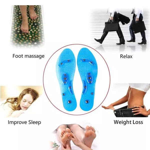 Magnetic Massage Shoe Insoles