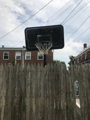 Basketball hoop for Sale in Dundalk, MD
