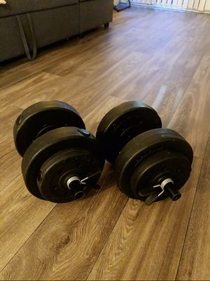 Dumbbell Set - 4*7.5lbs & 4*2.5lbs for Sale in West Covina, CA