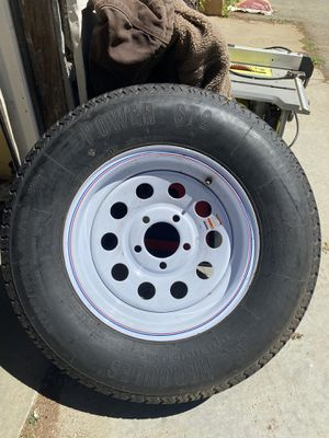 Trailer tire/spare tire for Sale in Banning, CA
