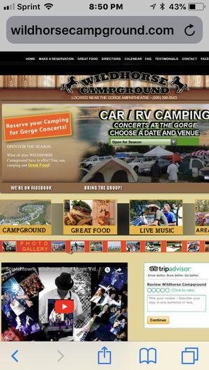 Wild Horse Camp ground for Sale in Renton, WA