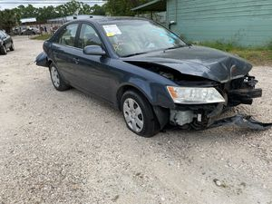 2009 Hyundai Sonata PARTS ONLY for Sale in Houston, TX
