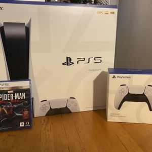 PS5 Disc for Sale in San Francisco, CA