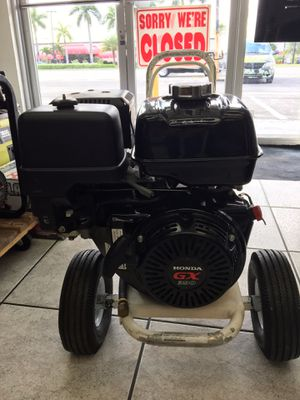 4000 PSI Honda Pressure Washer for Sale in Hollywood, FL